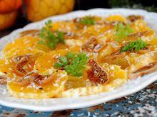 Pomarańczowa sałatka