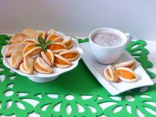 Pomarańczowe ciasteczka z morelami