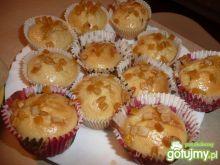 pomarańczowe muffinki
