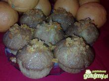 Pomarańczowe muffiny Zub3r'a