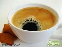 Pomarańczowo-korzenna kawa a'la grzaniec
