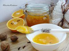Pomarańczowo-korzenny mus