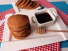 Pomarańczowo-marchewkowe pancakes