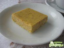 Pomarańczowo-migdałowe ciasto