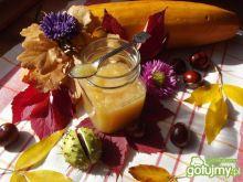 Pomarańczowy dżemik z cukinii