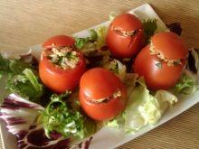 Pomidorki faszerowane ryżem i mięsem