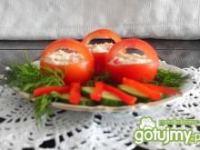 Pomidorki nadziewane