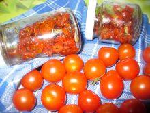 Pomidorki suszone w oleju