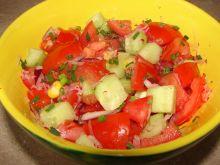 Pomidorki z rzodkiewką