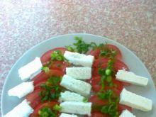 Pomidorki z serem typu feta