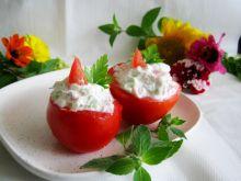 Pomidorki ze serkiem