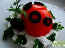 Pomidorowa biedronka