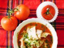 Pomidorowa ,, do syta ,, :