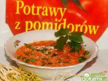 Pomidorowa na utartych warzywach 2