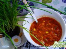 Pomidorowa potrawka obiadowa