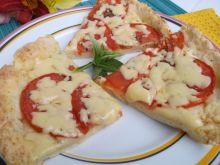 Pomidorowa tarta na cieście twrogowo-olejowym