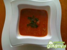 Pomidorowa z pomidorów