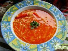 Pomidorowa z przecieru
