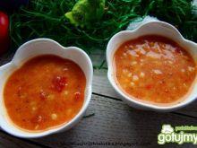 Pomidorowa z ziołami prowansalskimi