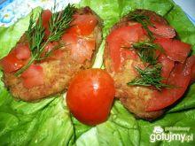 Pomidorowe kotlety
