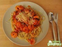 Pomidorowe krewetki