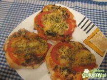 Pomidorowe mini pizze