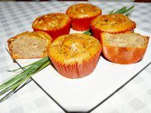 Pomidorowe muffiny z pulpecikami