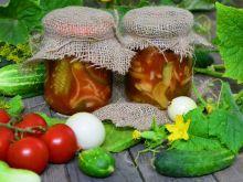 Pomidorowe ogórki