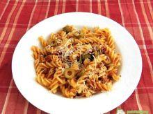 Pomidorowe pesto z oliwkami
