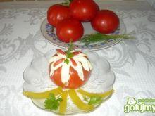 Pomidorowe rozety