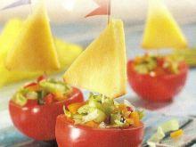 Pomidorowe żaglówki
