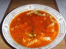 Pomidorówka - krem ze świeżych pomidorów