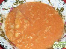 Pomidorówka z filecikiem