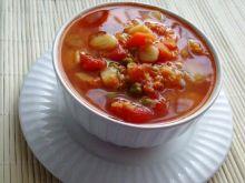 Pomidorówka z soczewica