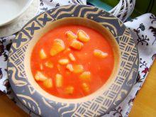 Pomidorowo-selerowa z ziemniakami
