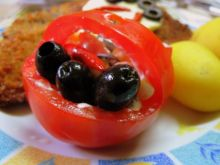 Pomidorowy koszyczek