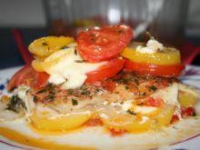 Pomidorowy przekladaniec