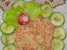 Pomidorowy tuńczyk – pasta do kanapek
