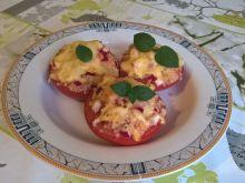Pomidory faszerowane kuskusem i rzodkiewką