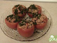 Pomidory faszerowane tuńczykiem .