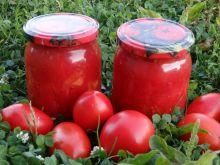 Pomidory krojone na zimę