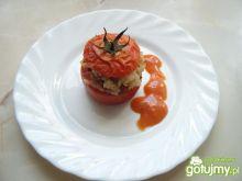 Pomidory nadziewane ryżem Reniz