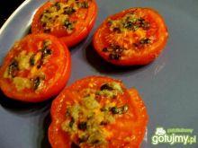 Pomidory pieczone w ziołach