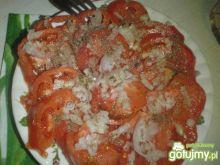 Pomidory z cebulą w occie balsamicznym