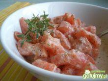 Pomidory z mascarpone