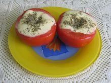 Pomidory zapiekane z mozarellą i ziołami
