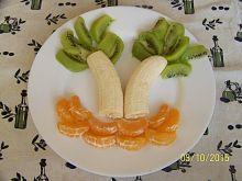 Pomysłowe palmy owocowe