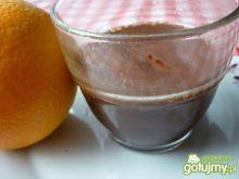 Poncz kakaowy do nasączania ciast