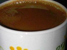 Poranna  energetyzująca kawa
