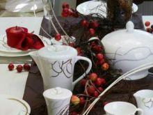 Porcelana Verona na jesień